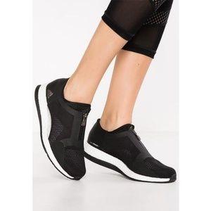 Adidas Women's Pure Boost X TR Zip Training Shoe